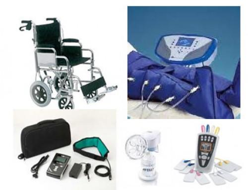 Noleggio apparecchi elettromedicali professionali ed ausilii